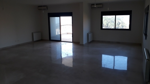 Apartments in Awkar - Spacious Apartment For Sale In Aoukar Belle Vue With Sea View