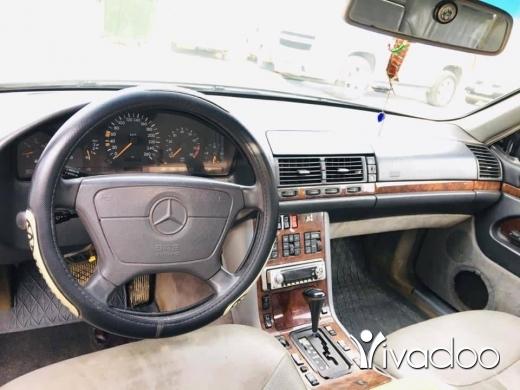Mercedes-Benz in Marj - شبح ٣٠٠  موديل ٩٢