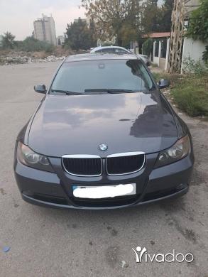 BMW in Tripoli - BMW E90 325 (2006) 4 Bi2a Mawjoudin