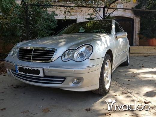 Mercedes-Benz in Akkar el-Atika - سيارة C240 مويل 2005