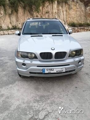BMW in Tripoli - X5 V8