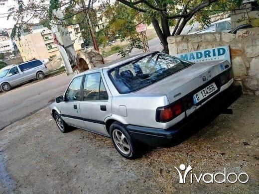 Honda in Nabatyeh - هوندا  اكورد  أوتوماتيك