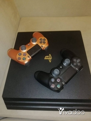 Video Games & Consoles in Tripoli - Ps4 pro