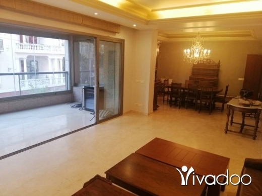 شقق في اشرفيه - L07216 Deluxe Apartment for Rent in Achrafieh Carre Dor