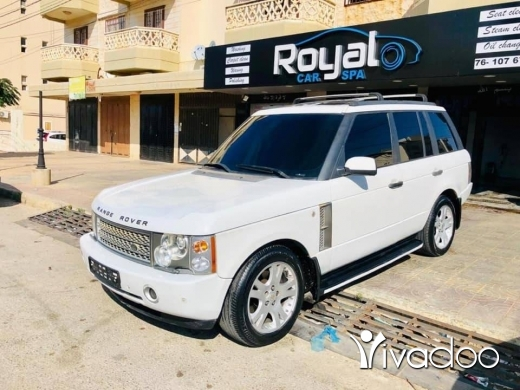 Rover in Majd Laya - vogue model 2003