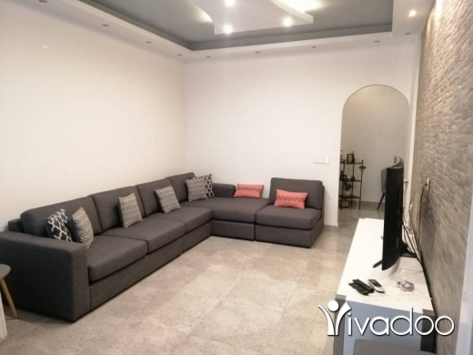 شقق في اشرفيه - L07162 Furnished Apartment for Rent in Sioufi-Achrafieh