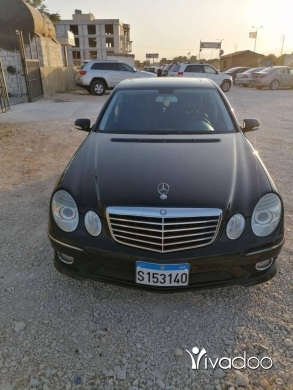 Mercedes-Benz in Baalback - مرسيدسE350 2009لوك Amg