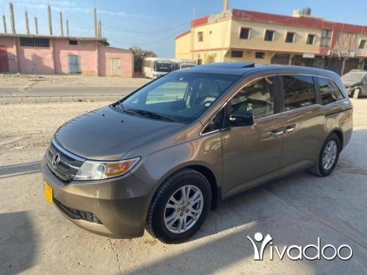 Honda in Tripoli - هوندا اودسي موديل ٢٠١١