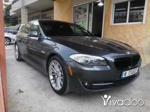 BMW in Tripoli - للبيع f10 مودال 2011 مفلي 528 سبور بكج جنط 19 للبيع