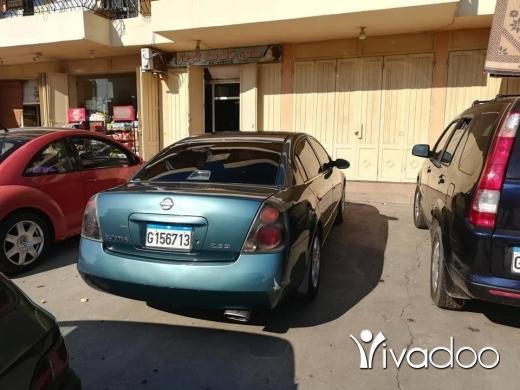 Nissan in Tripoli - Nissan altima 2002