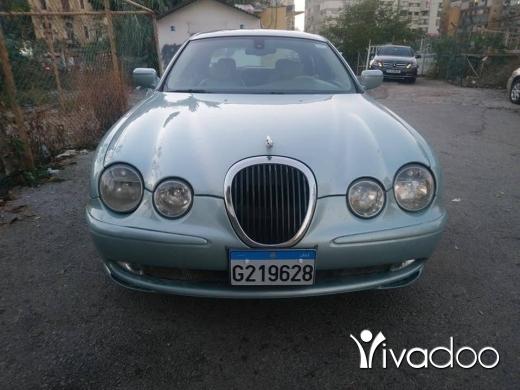 Jaguar in Beirut City - Jaguar S type full automatic
