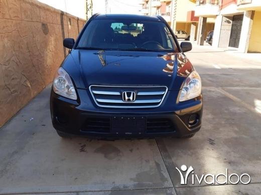 Honda in Markabta - للبيع جيب هوندا crv /Exl موديل 2005 انقاض