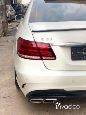 Mercedes-Benz in Tripoli - E350 2012