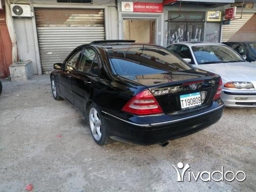 Mercedes-Benz in Nabatyeh - Mercedes c240