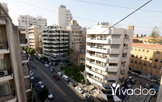 Apartments in Achrafieh - Achrafieh Sassine rooftop for rent