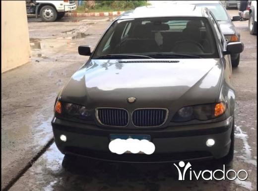 BMW in Tripoli - Bmw 318 model 2004