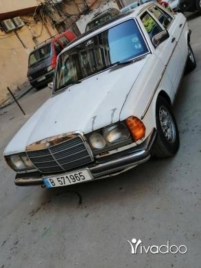 Mercedes-Benz in Majd Laya - مازوت ٢٤٠ قديم موديل ٧٩