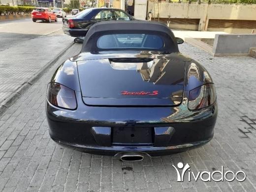 Porsche in Beirut City -