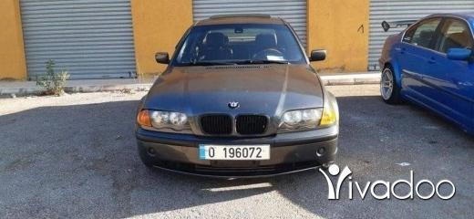 BMW in Tripoli - Bmw new boy mudel 2001