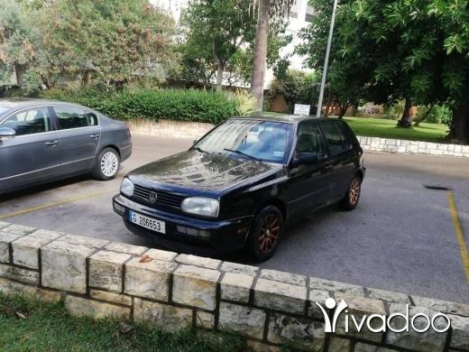 Volkswagen in Tripoli - Golf 1998 full automatic 2.0