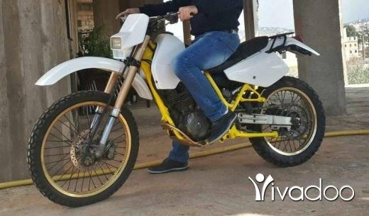 Motorbikes & Scooters in Akkar el-Atika - Kross DR 250
