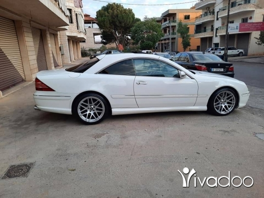 Mercedes-Benz in Chtaura - CL55 ///AMG FABDESIGN 2002 45,000,000