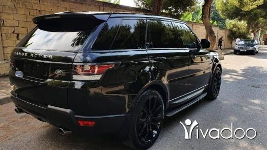 Rover in Beirut City - rang rover 2014 v6