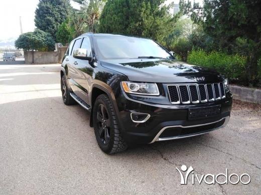 Jeep in Minyara - Laredo aswad aleb aswad