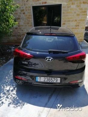 Hyundai in Zgharta - Hyundai i20 vitesse 3ade masdar cherke w ba3da 3a kafelet l cherke
