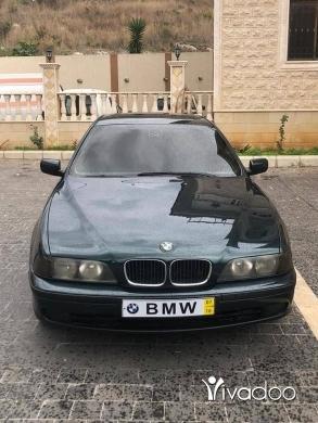 BMW in Jidra - Bmw 523 1 vaynos moudel 1998