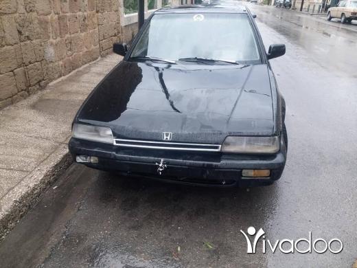Honda in Akkar el-Atika - موديل ٨٩ انقاض