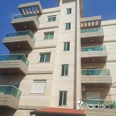 Apartments in Tripoli - شقة للبيع طابق أرضي في أبي سمراء مع حديقة خاصة بناء جديد