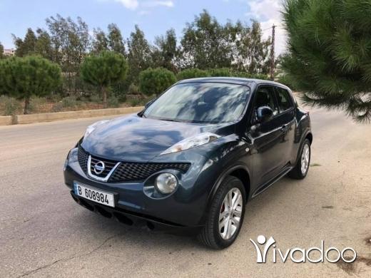 Nissan in Nabatyeh - Nissan Juke 2012 1.6 TURBO