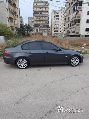 BMW in Tripoli - BMW E90 (325) (2006)