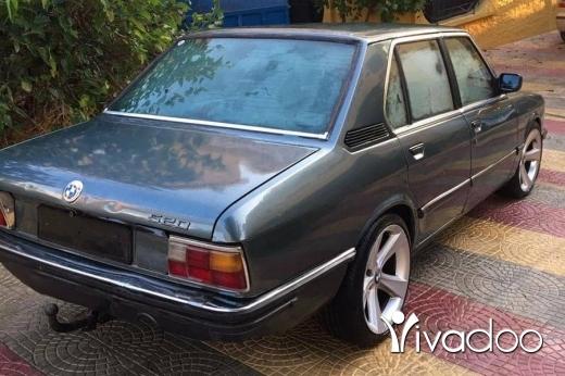 BMW in Nabatyeh - سيارة ٥٢٥ حلوي إنقاذ فيتاس عادي