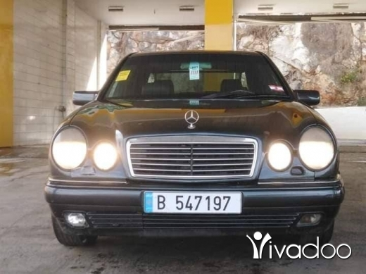 Mercedes-Benz in Damour - Marsedis benz model 97