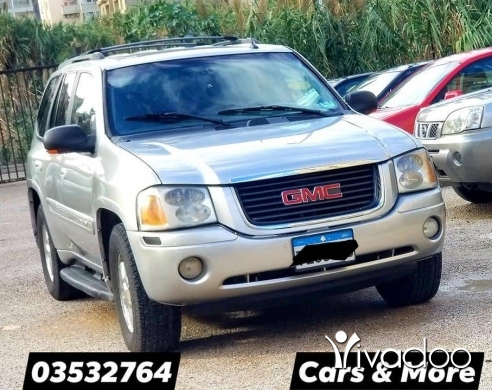 GMC in Tripoli - GMC Envoy 2004