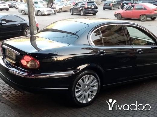 Jaguar in Tripoli - JAGUAR MODEL:2003