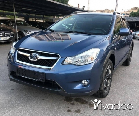 Subaru in Beirut City - 2012 Subaru XV in perfect condition !