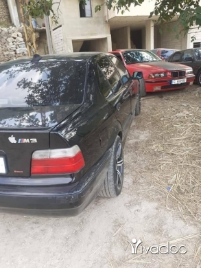 BMW in Akkar el-Atika - Syara 316 moudel 1998