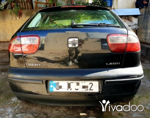 Seat in Jdeidet el-Chouf - Seat leon model 2002 full