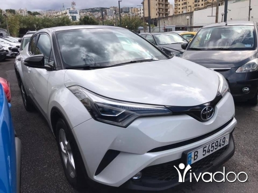 Toyota in Dbayeh - Toyota CHR 2018