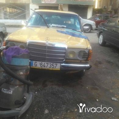 Mercedes-Benz in Tripoli - 230 مازوت