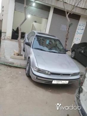 Honda in Tripoli - اكورد كيان