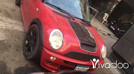 Mini in Tripoli - Mini cooper 2003 s turno