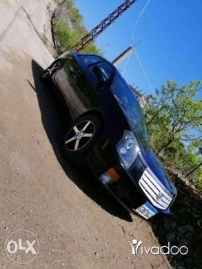 Cadillac in Tripoli - كديلاك cts مودال 2004 كتير حلوي ومفولي زوايد والزوايد بشرشر منها موتير 6 سيلندر متل الصوره تمام ولا