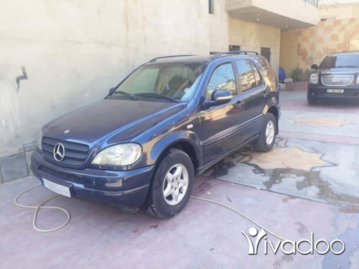 Mercedes-Benz in Tripoli - مرسيديس ml