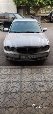 Jaguar in Tripoli - Jakwar xtype model 2002