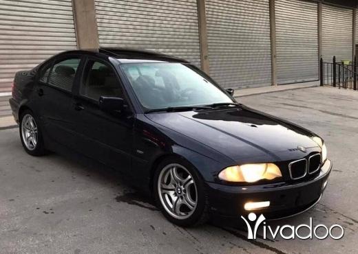 BMW in Nabatyeh - سيارة بيت ورائعة جدا  525 موديل ال ٢٠٠١ مفولة
