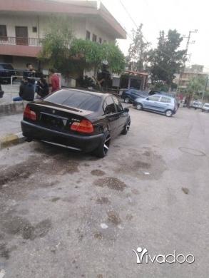 BMW in Tripoli - سياره نيوبوي مودال ٢٠٠٤ مفوله للبيع على لبناني ٢٨ مليون قابل لنقاش ٧٦٥٨٠٥٠٩